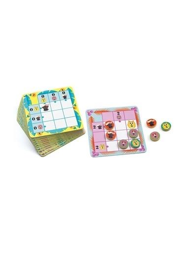 Djeco Djeco Kutu Oyunları / Jungle Logic Pembe